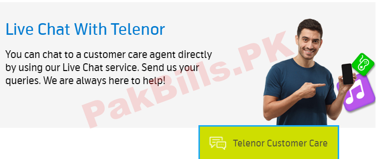 Telenor Live Chat