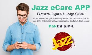 Jazz eCare Application