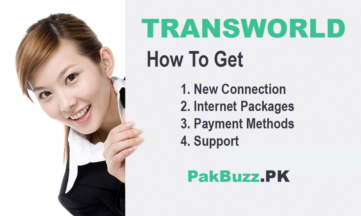 Transworld Internet Packages