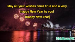 Happy New Year Wish Image